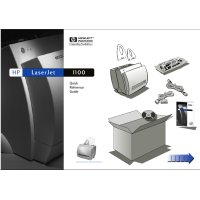 Hewlett Packard HP Laser Toner Printer Service Manual