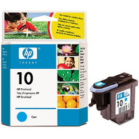 Hewlett Packard HP C4801A (HP 10 Cyan) InkJet Cartridge Printhead