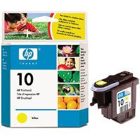 Hewlett Packard HP C4803A (HP 10 Yellow) InkJet Cartridge Printhead