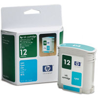Hewlett Packard HP C4804A (HP 12 Cyan) Inkjet Cartridge