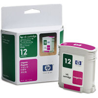 Hewlett Packard HP C4805A (HP 12 Magenta) Inkjet Cartridge