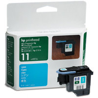 Hewlett Packard HP C4811A (HP 11 Cyan) Printhead for Cyan Inkjet Cartridges
