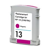 Hewlett Packard HP C4816A (HP 13 Magenta) Remanufactured InkJet Cartridge