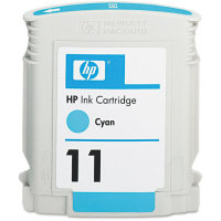 Hewlett Packard HP C4836AN (HP 11 Cyan) Inkjet Cartridge