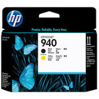 Hewlett Packard HP C4900A (HP 940 Black/Yellow Printhead) InkJet Printhead