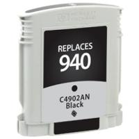 Hewlett Packard HP C4902AN / HP 940 Black Replacement InkJet Cartridge