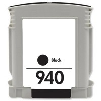 Hewlett Packard HP C4902AN (HP 940 Black) Remanufactured InkJet Cartridge