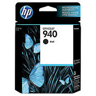 Hewlett Packard HP C4902AN (HP 940 Black) InkJet Cartridge