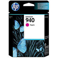 Hewlett Packard HP C4904AN (HP 940 Magenta) InkJet Cartridge
