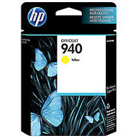 Hewlett Packard HP C4905AN (HP 940 Yellow) InkJet Cartridge