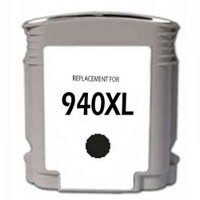 Hewlett Packard HP C4906AN (HP 940XL Black) Remanufactured InkJet Cartridge