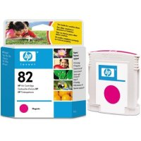Hewlett Packard HP C4912A (HP 82 magenta) Inkjet Cartridge