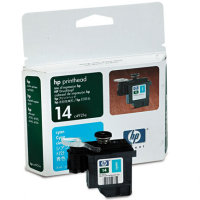 Hewlett Packard HP C4921A (HP 14 Cyan) Printhead for Cyan Inkjet Cartridges
