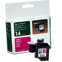 Hewlett Packard HP C4922A (HP 14 Magenta) Printhead for Magenta Inkjet Cartridges