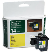Hewlett Packard HP C4923A (HP 14 Yellow) Printhead for Yellow Inkjet Cartridges