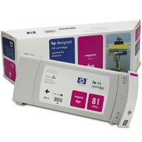 Hewlett Packard HP C4932A (HP 81) Magenta Dye Inkjet Cartridge