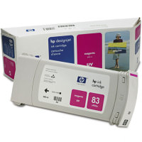 Hewlett Packard HP C4942A (HP 83) Magenta UV Inkjet Cartridge