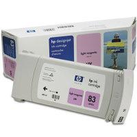 Hewlett Packard HP C4945A (HP 83) Light Magenta UV InkJet Cartridge