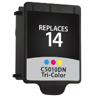 Hewlett Packard HP C5010AN / HP 14 Tri-color Replacement InkJet Cartridge