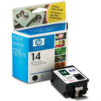 Hewlett Packard HP C5011AN (HP 14 Black) Inkjet Cartridge