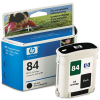 Hewlett Packard HP C5016A (HP 84) Black Inkjet Cartridge
