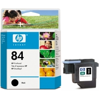 Hewlett Packard HP C5019A (HP 84) Black Printhead InkJet Cartridge