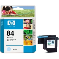 Hewlett Packard HP C5020A (HP 84) Light Cyan Printhead InkJet Cartridge