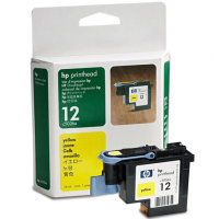 Hewlett Packard HP C5026A (HP 12 Yellow) Inkjet Cartridge Printhead