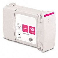 Hewlett Packard HP C5063A (HP 90 Magenta High Capacity) Remanufactured InkJet Cartridge