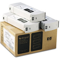 Hewlett Packard HP C5072A (HP 83) UV Ink Black InkJet Cartridge Multi-Pack (3 Pack of C4940A)