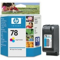Hewlett Packard HP C6578A / HP C6578AN (HP 78) Inkjet Cartridges