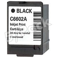 Hewlett Packard HP C6602A Remanufactured InkJet Cartridges (5/Pack)