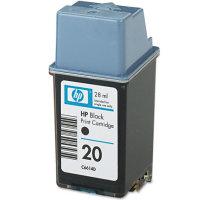 Hewlett Packard C6614DN (HP 20) InkJet Cartridge