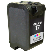 Hewlett Packard HP C6625AN / HP 17 Replacement InkJet Cartridge