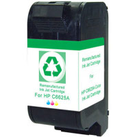 Hewlett Packard HP C6625AN (HP 17) Professionally Remanufactured Color Printhead Inkjet Cartridge