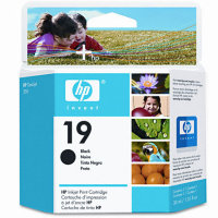 Hewlett Packard HP C6628AN / HP C6628A (HP 19) Black  Inkjet Cartridge