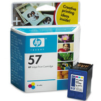 Hewlett Packard HP C6657AN / HP C6657A (HP 57) Color Inkjet Cartridge