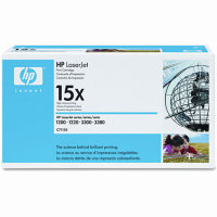 Hewlett Packard HP C7115X (HP 15X) Laser Toner Cartridge