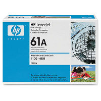 Hewlett Packard HP C8061A (HP 61A) Black Laser Toner Cartridge