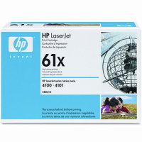 Hewlett Packard HP C8061X (HP 61X) Laser Toner Cartridge