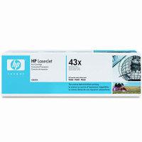 Hewlett Packard HP C8543X (HP 43X) black laser toner cartridge