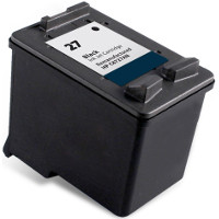 Hewlett Packard HP C8727AN / HP C8727A (HP 27) Professionally Remanufactured Black InkJet Cartridge
