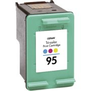 Hewlett Packard HP C8766WN (HP 95) Remanufactured InkJet Cartridge