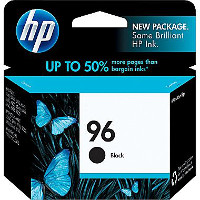 Hewlett Packard HP C8767WN (HP 96) InkJet Cartridge