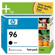 Hewlett Packard HP C9348FN ( HP 96 Twinpack ) InkJet Cartridge Twin Pack