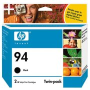 Hewlett Packard HP C9350FN (HP 94 Twinpack) InkJet Cartridge Twin Pack