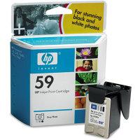 Hewlett Packard HP C9359AN (HP 59) Gray Photo InkJet Cartridge