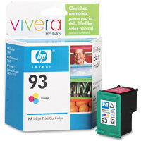 Hewlett Packard HP C9361WN ( HP 93 ) InkJet Cartridge