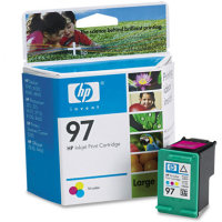 Hewlett Packard HP C9363WN (HP 97) Inkjet Cartridge