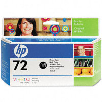 HP 72 Photo Black OEM originales Cartucho de tinta